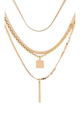 8 Other Reasons Seoul Lariat Metallic Gold