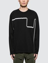 White Mountaineering Wm Taped L S T Shirt