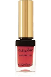 Yves Saint Laurent Baby Doll Kiss And Blush 5 Rouge Efronteef