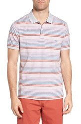 Rodd And Gunn Men's Kingseat Sports Fit Cotton Polo