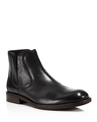 John Varvatos Star Usa Waverly Covered Chelsea Boots Black