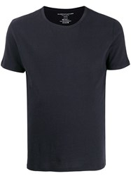 Majestic Filatures Lightweight Slim Fit T Shirt Black