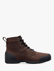 Sorel Ankeny Waterproof Mid Rise Ankle Boots Cattail