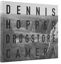 Hopper Dennis Drugstore Camera Signed Hardcover Book Black
