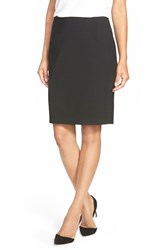 Women's Elie Tahari 'Bennet' Stretch Wool Pencil Skirt