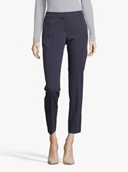 Betty And Co. Tailored Trousers Dark Sapphire