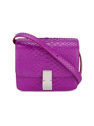Celine Mini Box Bag Pink And Purple