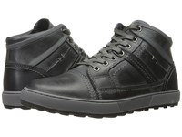 Steve Madden Holsten Dark Grey Men's Lace Up Casual Shoes Gray
