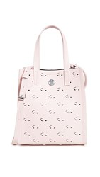 Kenzo Blink Shopper Tote Faded Pink