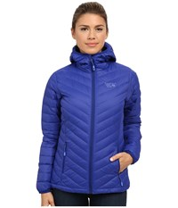 Mountain Hardwear Micro Ratio Hooded Down Jacket Dynasty Women's Jacket Multi