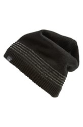The North Face Men's 'Night Light' Beanie Black The North Face Black