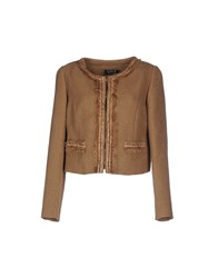 List Suits And Jackets Blazers Women Brown