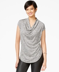 Bar Iii Cowl Neck Draped Top Only At Macy's