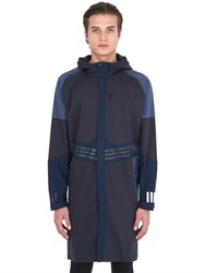 Adidas Originals By White Mountaineering Long Nylon Coat