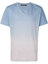 Zadig And Voltaire Ted T Shirt Blue