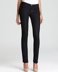 James Jeans Straight Leg Jeans Hunter High Rise In Seduction Wash