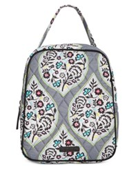 Vera Bradley Signature Lunch Bunch Bag Heritage Leaf