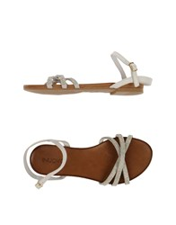 Inuovo Footwear Sandals Women White