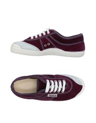 Kawasaki Sneakers Deep Purple