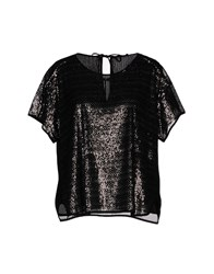 Max And Co. Blouses Black