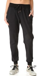 Beyond Yoga Picture Perforated Sweatpants Black