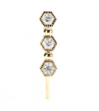 Stone Charmante 18Kt Gold Single Earring With Diamonds