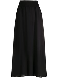 Theory High Rise Flared Skirt 60