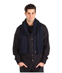 Goorin Bros. Aegean Sea Navy Scarves