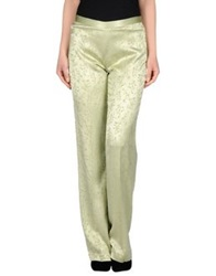 Iceberg Casual Pants Light Green