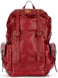 Gucci Re Belle Backpack Red