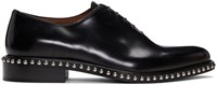 Givenchy Black Studs Derbys