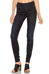 G Star Lynn High Rise Skinny Dark Aged