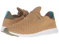 Native Apollo Moc Tomb Brown Rookie Green Shell White Rookie Rubber Shoes Yellow