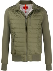 Parajumpers Elliot Combined Jacket Green