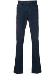 7 For All Mankind Classic Chinos Blue