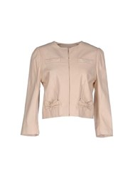 Elisabetta Franchi Suits And Jackets Blazers Women Light Pink