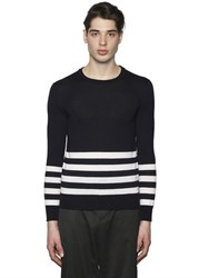 Paul Memoir Striped Wool Sweater