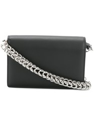 Alexander Wang Attica Bag Leather Metal Black