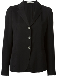 Boglioli Relaxed Fit Blazer Black