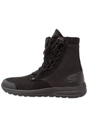 G Star Gstar Cargo High Sp Laceup Boots Black