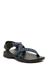 Chaco Updraft Ecotread Open Toe Sandal Blue
