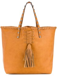 Red Valentino Shopper Tote Nude And Neutrals