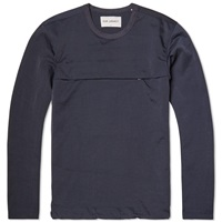 Our Legacy Hp Pullover Sweater Navy Pigment Nylon