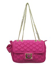 Betsey Johnson Be My Sweetheart Shoulder Bag