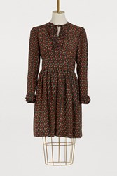 A.P.C. Mae Dress Multicolore