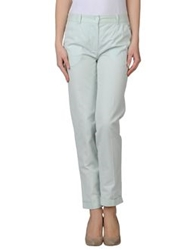 Carven Casual Pants Light Green