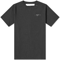 Off White Abstract Arrows Tee Black