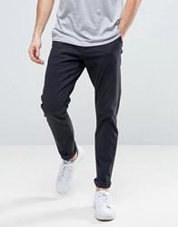 Only And Sons Slim Fit Chinos In Navy Dark Navy
