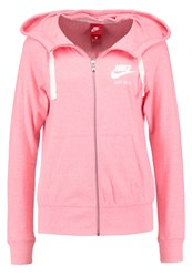 Nike Sportswear Gym Vintage Tracksuit Top Bright Melon Sail Mottled Rose