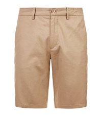 Fred Perry Tailored Shorts Beige